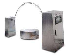 摆管淋雨试验装置 摆管淋雨试验箱 摆管淋雨试验设备【林频股份】