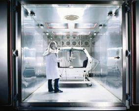 汽车综合环境试验仓|整车环境试验舱|汽车环境模拟室【林频股份】