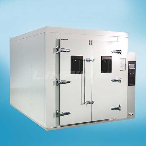 步入式高温试验箱的稳定性